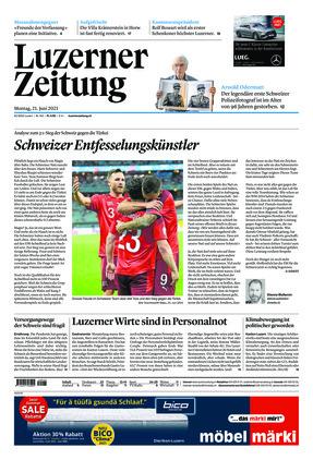 Luzerner Zeitung (21.06.2021)