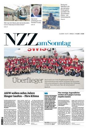 NZZ am Sonntag (04.07.2021)