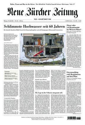 Neue Zürcher Zeitung (19.07.2021)