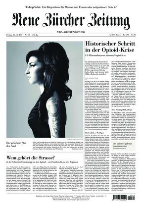 Neue Zürcher Zeitung (23.07.2021)