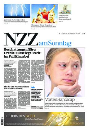 NZZ am Sonntag (25.07.2021)