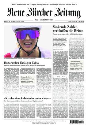 Neue Zürcher Zeitung (28.07.2021)