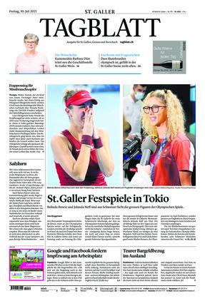 St. Galler Tagblatt (30.07.2021)