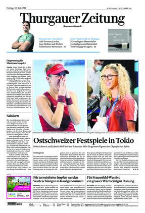 Thurgauer Zeitung (30.07.2021)