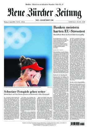 Neue Zürcher Zeitung (02.08.2021)