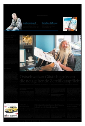 Appenzeller Zeitung (14.09.2021)