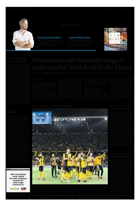 Appenzeller Zeitung (15.09.2021)