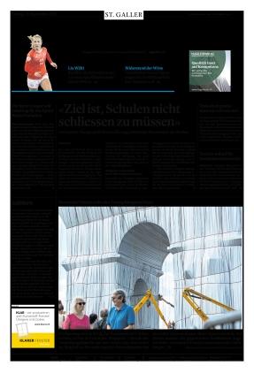 St. Galler Tagblatt (17.09.2021)