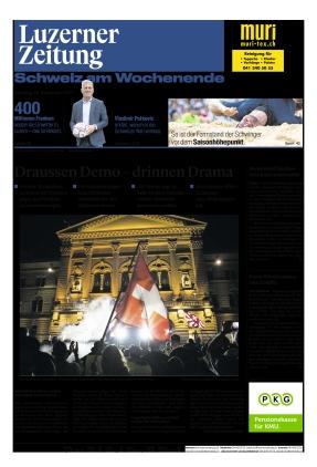 Luzerner Zeitung (18.09.2021)