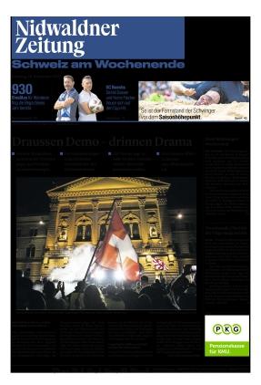 Nidwaldner Zeitung (18.09.2021)