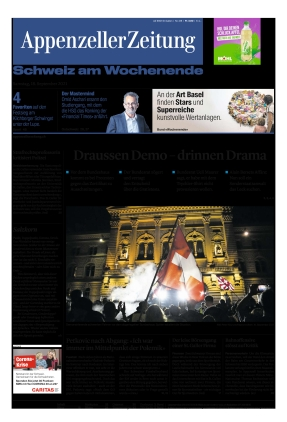 Appenzeller Zeitung (18.09.2021)