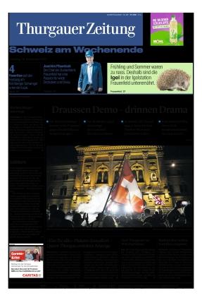 Thurgauer Zeitung (18.09.2021)