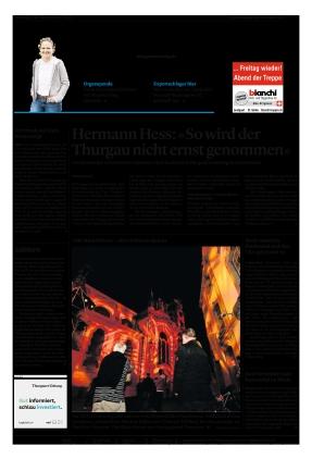 Thurgauer Zeitung (20.09.2021)