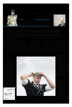 Appenzeller Zeitung (22.09.2021)