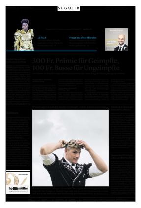 St. Galler Tagblatt (22.09.2021)