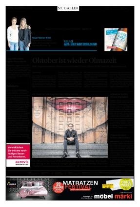 St. Galler Tagblatt (24.09.2021)