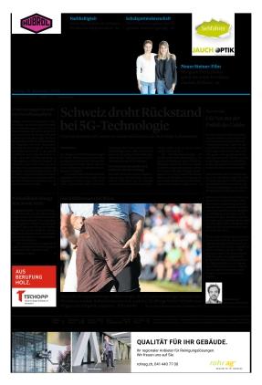 Urner Zeitung (24.09.2021)