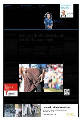 Zuger Zeitung (24.09.2021)