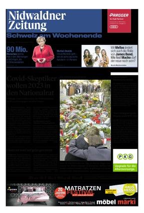Nidwaldner Zeitung (25.09.2021)