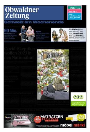 Obwaldner Zeitung (25.09.2021)