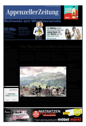 Appenzeller Zeitung (25.09.2021)