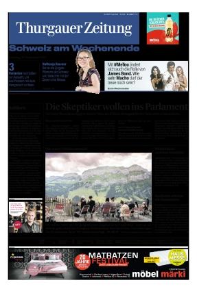 Thurgauer Zeitung (25.09.2021)