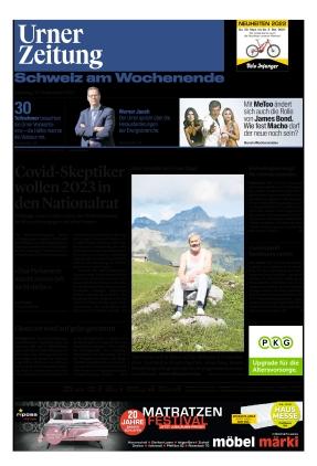 Urner Zeitung (25.09.2021)