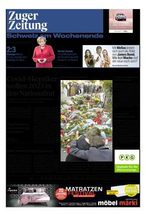 Zuger Zeitung (25.09.2021)