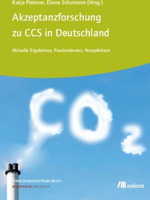 Akzeptanzforschung zu CCS in Deutschland