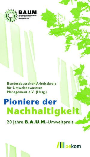Pioniere der Nachhaltigkeit