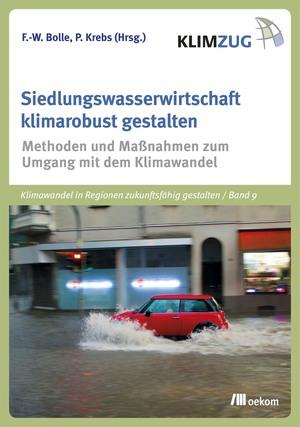 Siedlungswasserwirtschaft klimarobust gestalten