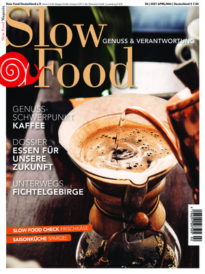 Slow Food Magazin (02/2021)