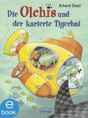 Die Olchis und der karierte Tigerhai