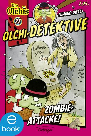 Olchi-Detektive. Zombie-Attacke!