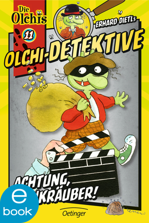 Olchi-Detektive. Achtung, Bankräuber!