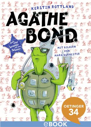 Agathe Bond. Noch viel krasser auf dem Wasser