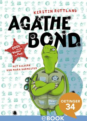 Agathe Bond. Cool wie das Wasser im Pool