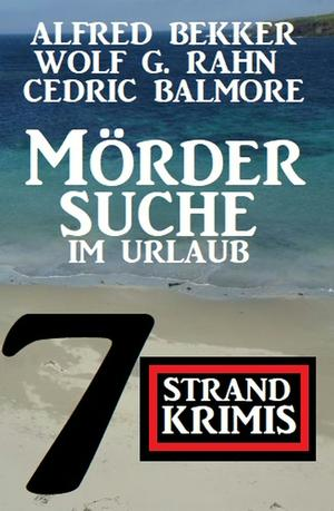 Mördersuche im Urlaub: 7 Strand Krimis