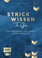 Cover des Buches Strickwissen to go