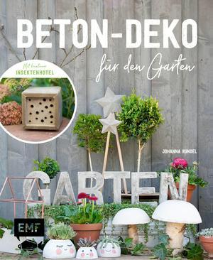 Beton-Deko für den Garten