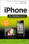 Vergrößerte Darstellung Cover: iPhone: das missing manual. Externe Website (neues Fenster)