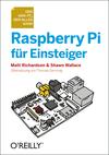 Vergrößerte Darstellung Cover: Raspberry Pi für Einsteiger. Externe Website (neues Fenster)