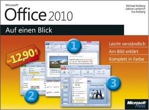 Microsoft Office 2010 auf einen Blick