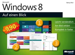 Microsoft Windows 8 auf einen Blick