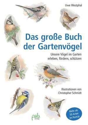 ¬Das¬ große Buch der Gartenvögel