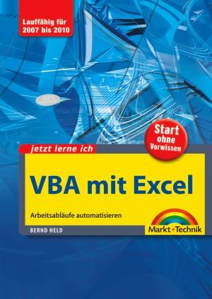 Jetzt lerne ich VBA mit Excel