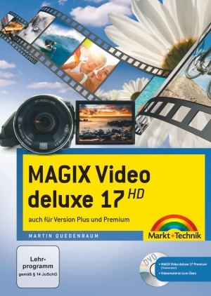 MAGIX Video deluxe 17 HD