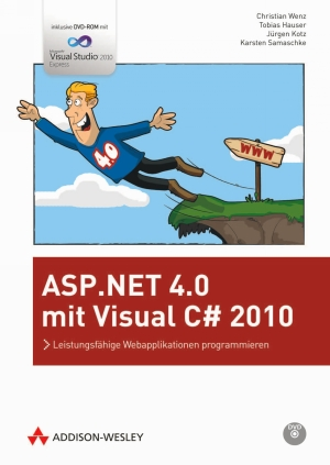 ASP.NET 4.0 mit Visual C# 2010