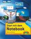Start mit dem Notebook