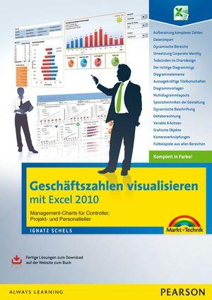 Geschäftszahlen visualisieren mit Excel 2010
